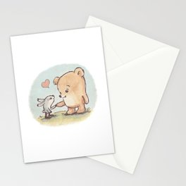 Brommel & Dee - Friends Forever Stationery Cards