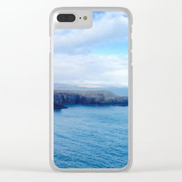 Stonehaven, Scotland Clear iPhone Case