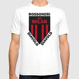 Slogan: Ac Milan T-shirt