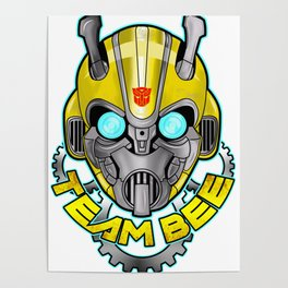 Team Bee Poster