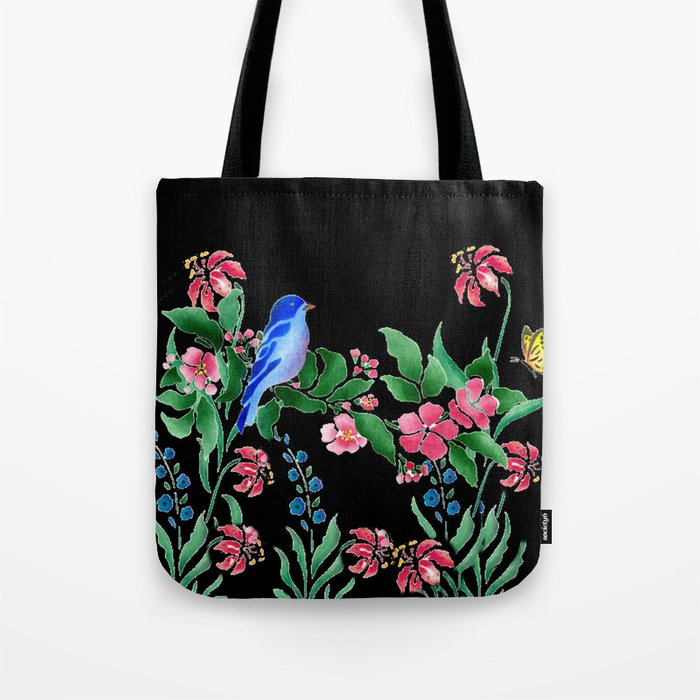 A Little Bit Of Spring #1 Tote Bag