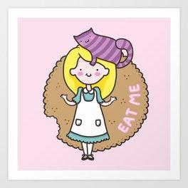 My Alice Art Print