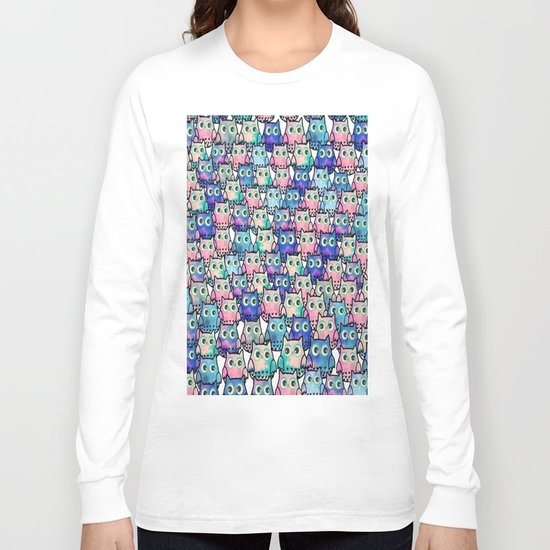 owl-49 Long Sleeve T-shirt