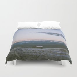 Living the dream - Landscape and Nature Photography Duvet Cover