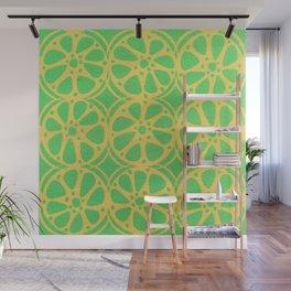 Limeade Wall Mural