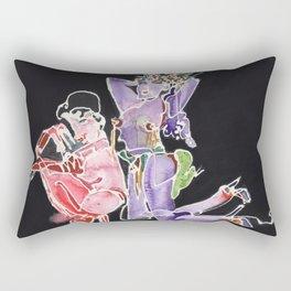 Showgirls Rectangular Pillow