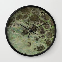 WALK-A-BOUT Wall Clock