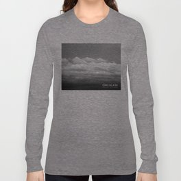 Circulate - Clouds Long Sleeve T-shirt