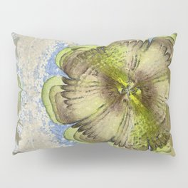 Diastaltic Wraith Flower  ID:16165-040334-27340 Pillow Sham