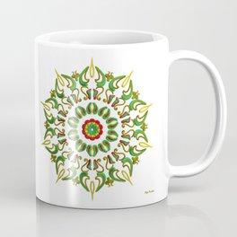 Mandala Reggae al amanecer Coffee Mug