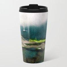 layers of colour 1 Travel Mug