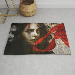 it's all in my head Rug