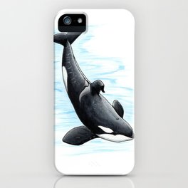 Bingo - Draw Every Captive Orca Project nr. 2 iPhone Case
