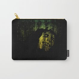 Marley Grunge Peace Carry-All Pouch