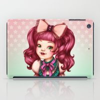 lolita iPad Cases featuring Sweet Lolita by Christine Alcouffe