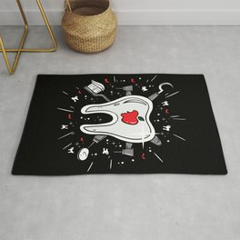 Molar Imagery | Dentistry Rug