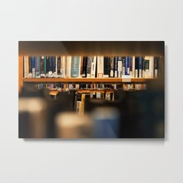 Thru Knowledge Metal Print