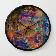 Cortex Wall Clock