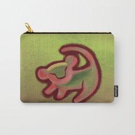 XMAS Grunge Simba Tree Art Carry-All Pouch