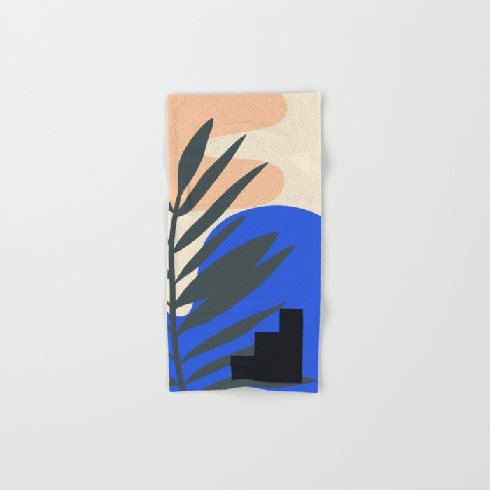 Shape study #14 - Stackable Collection Hand & Bath Towel
