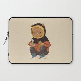 noodle bear Laptop Sleeve