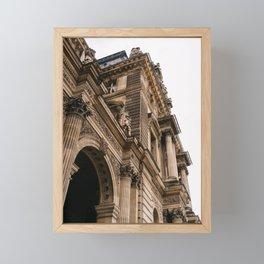 Louvre Framed Mini Art Print