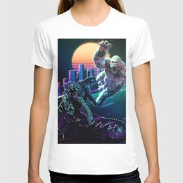 Monster fighters T-shirt