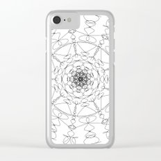 mandala - muse 5 Clear iPhone Case