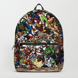 super hero Backpack