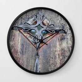 The Door 26 Wall Clock