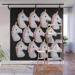 Unicorns Wall Mural