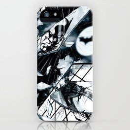 Glass is Broken iPhone Case
