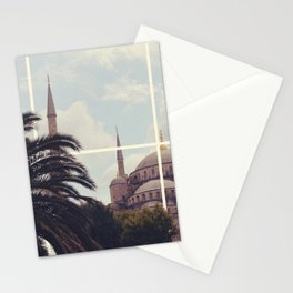 Istanbul Blue Mosque Stationery Cards