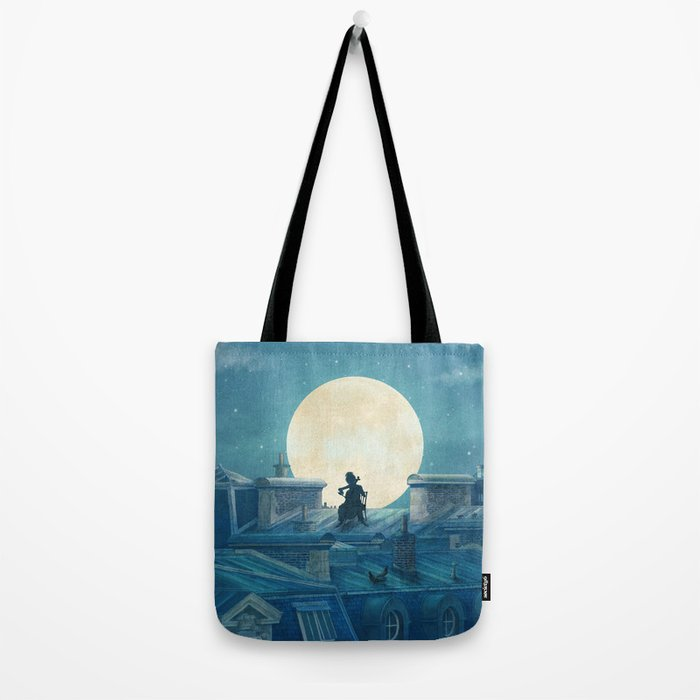 Rooftoppers - square format  Tote Bag