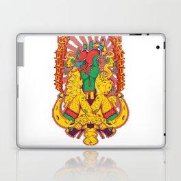 Double jeopardy Laptop & iPad Skin