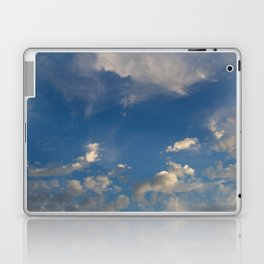 Something In The Clouds I Laptop & iPad Skin