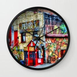 Mexican  Bar Wall Clock