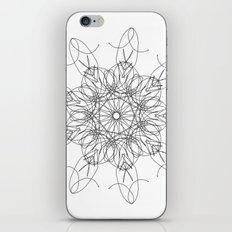 mandala art - peace iPhone & iPod Skin
