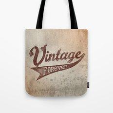 Vintage Forever Tote Bag