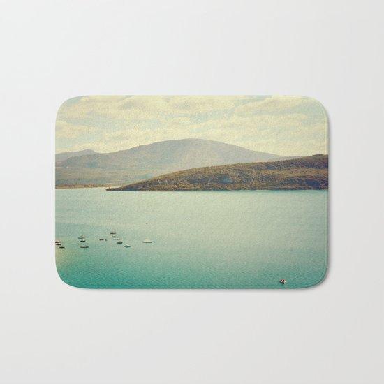 The Lake Bath Mat