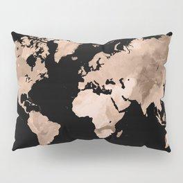 Design 97 world map Pillow Sham