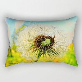 Dandelion 5 Rectangular Pillow