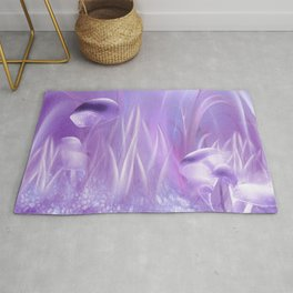The Cradle of Light Rug