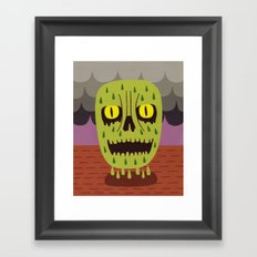 Misery Framed Art Print