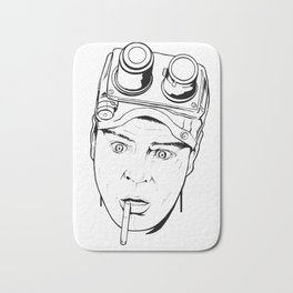 Dan Aykroyd - Ghostbusters Bath Mat