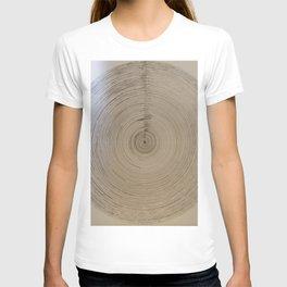 arte óptico 10 T-shirt