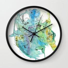 The Supplication Wall Clock