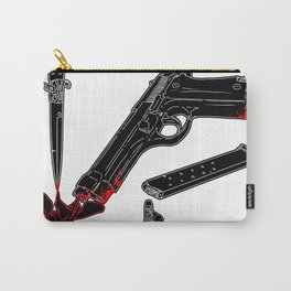 Guns and Posers Carry-All Pouch