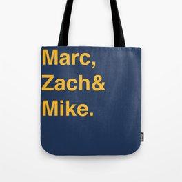 Memphis Grizzlies Tote Bag