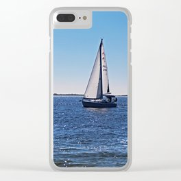 Introspective Insights Clear iPhone Case